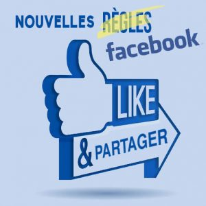 regles facebook linkedin