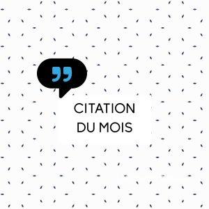citation mois blog