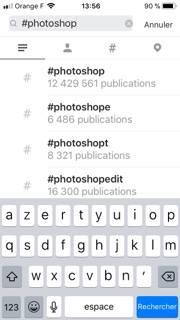 Nouvelle fonctionnalité Instagram : Suivre des Hastags